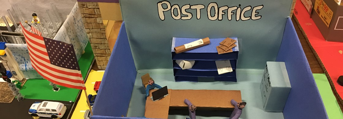 SS Project - Hillside Post Office