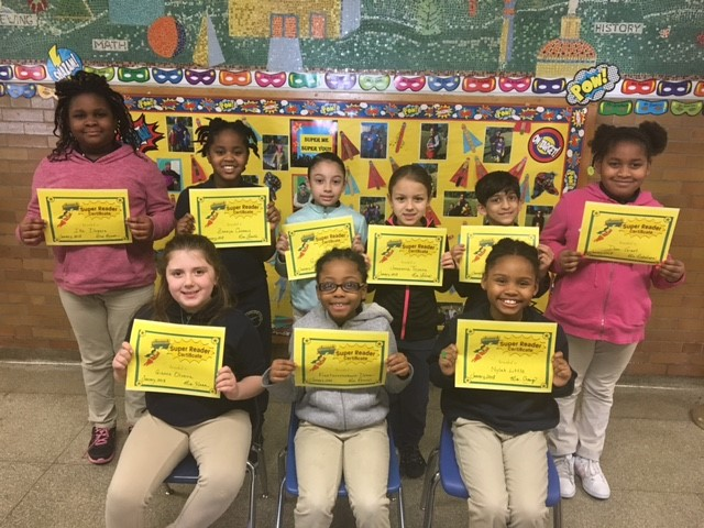 January Reader's of the Month